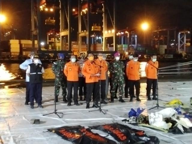 Basarnas: Body Protector CVR Sriwijaya Air Ditemukan (396962)