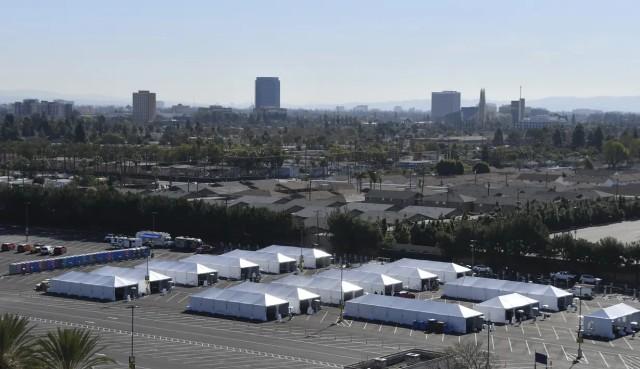 Tutup Karena Corona, Disneyland California Diubah Jadi Pusat Vaksinasi COVID-19 (26286)