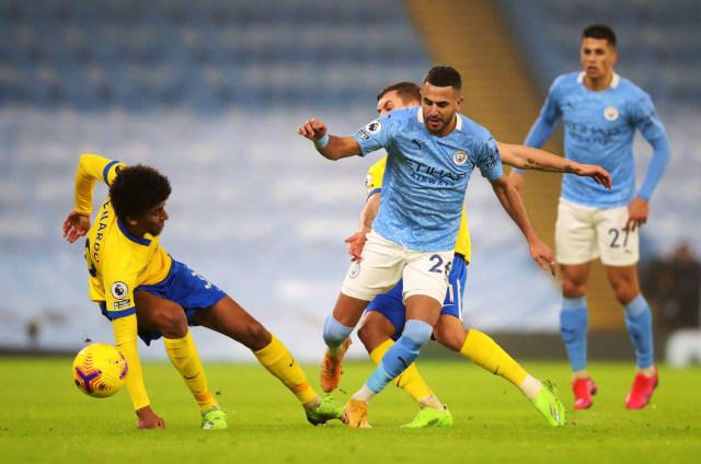 Man City vs Brighton: 3 Poin Anyar Antar The Citizens ke 3 Besar (66412)