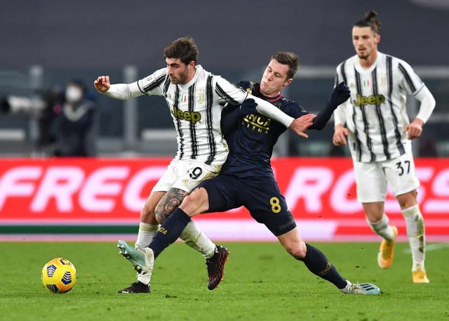 Juventus vs Genoa: Drama 5 Gol Bawa Bianconeri Melaju di Coppa Italia (16809)