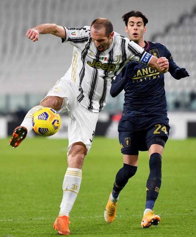 Juventus vs Genoa: Drama 5 Gol Bawa Bianconeri Melaju di Coppa Italia (16807)