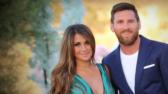 Kisah Lionel Messi dan Antonella Roccuzzo, di Balik Cinta Sejati Sang Legenda (118492)