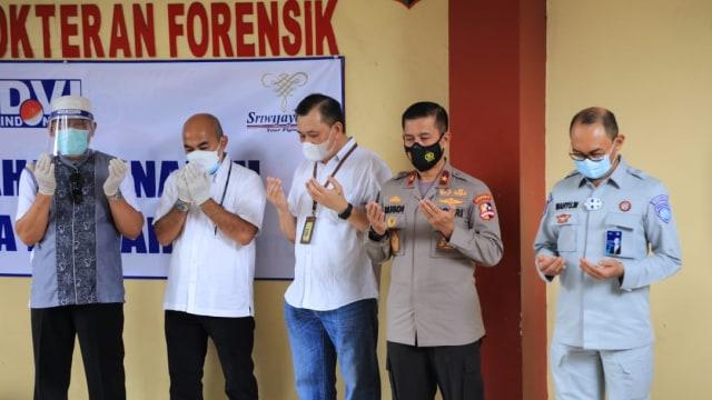 Update Pencarian Korban Sriwijaya Air SJ 182 Hari Keenam (2)