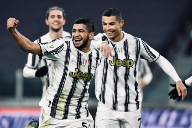 Profil Hamza Rafia, Wonderkid Pencetak Gol Kemenangan Juventus di Coppa Italia (430958)