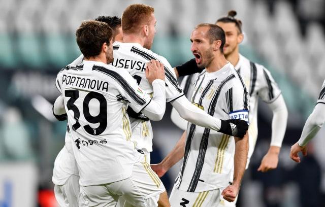 Profil Hamza Rafia, Wonderkid Pencetak Gol Kemenangan Juventus di Coppa Italia (430959)