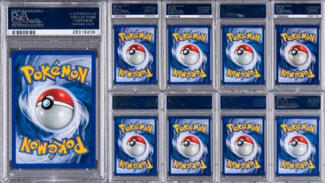 Kartu Pokemon Edisi Pertama Diprediksi Laku Rp 10,5 Miliar dalam Lelang (32032)