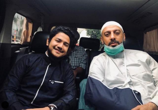 Ungkapan Duka Para Selebritis untuk Mendiang Syekh Ali Jaber (309265)