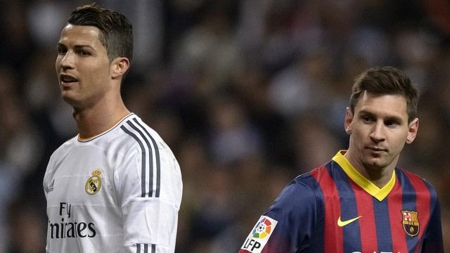 Cristiano Ronaldo Ternyata Pernah Hampir Setim dengan Lionel Messi di Barcelona (396917)