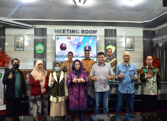 Bahas Update Digital Accounting Series, FEB Unisma Gelar Business Online Talk (10002)