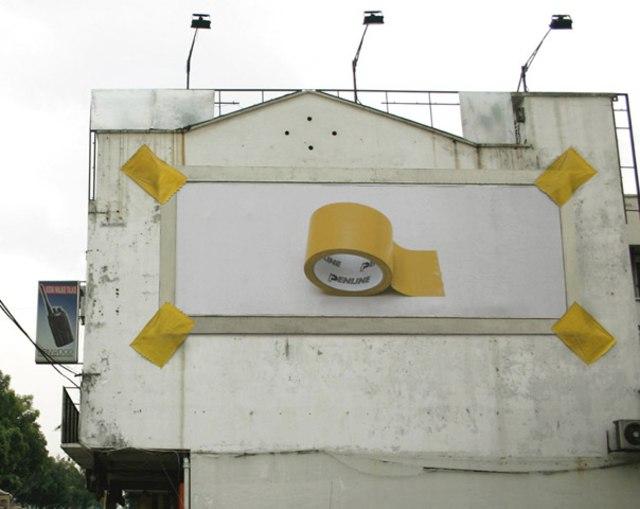 Kreatif! Deretan Billboard Ini Bikin Publik Tidak Lupa (237522)