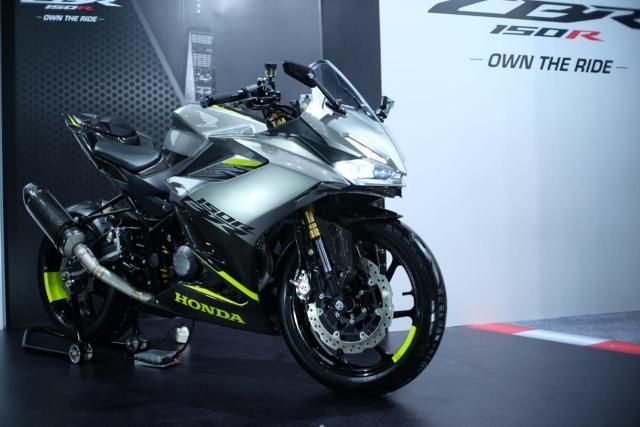 Foto: Modifikasi All New Honda CBR150R Pertama di Indonesia, Bisa Jadi Inspirasi (205523)