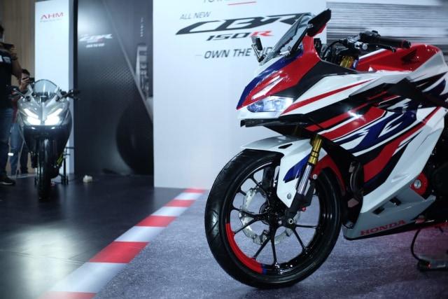 Foto: Modifikasi All New Honda CBR150R Pertama di Indonesia, Bisa Jadi Inspirasi (205538)