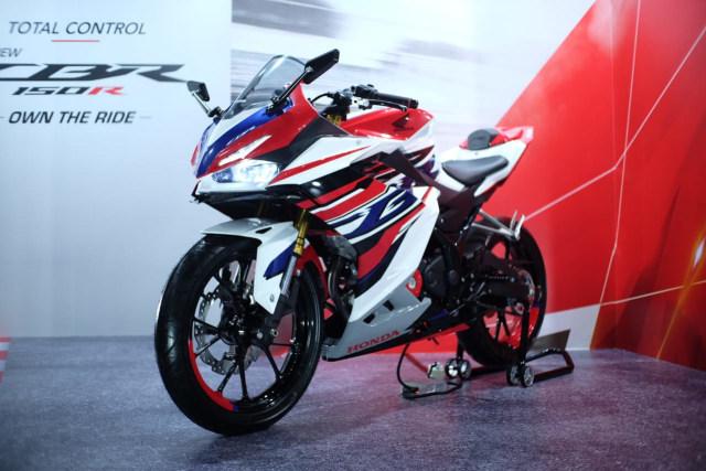 Foto: Modifikasi All New Honda CBR150R Pertama di Indonesia, Bisa Jadi Inspirasi (205536)