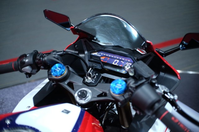 Foto: Modifikasi All New Honda CBR150R Pertama di Indonesia, Bisa Jadi Inspirasi (205541)