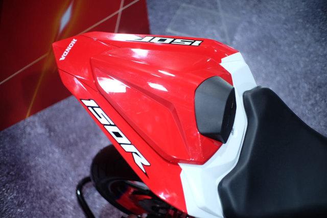 Foto: Modifikasi All New Honda CBR150R Pertama di Indonesia, Bisa Jadi Inspirasi (205542)