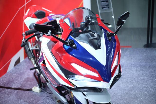 Foto: Modifikasi All New Honda CBR150R Pertama di Indonesia, Bisa Jadi Inspirasi (205535)
