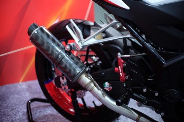 Foto: Modifikasi All New Honda CBR150R Pertama di Indonesia, Bisa Jadi Inspirasi (205544)