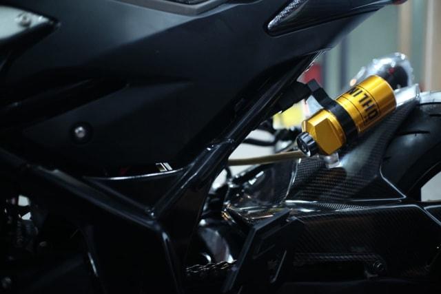 Foto: Modifikasi All New Honda CBR150R Pertama di Indonesia, Bisa Jadi Inspirasi (205534)