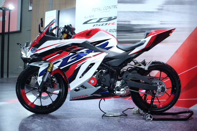Foto: Modifikasi All New Honda CBR150R Pertama di Indonesia, Bisa Jadi Inspirasi (205525)