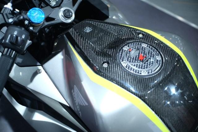 Foto: Modifikasi All New Honda CBR150R Pertama di Indonesia, Bisa Jadi Inspirasi (205533)