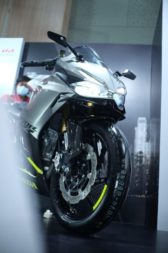 Foto: Modifikasi All New Honda CBR150R Pertama di Indonesia, Bisa Jadi Inspirasi (205524)