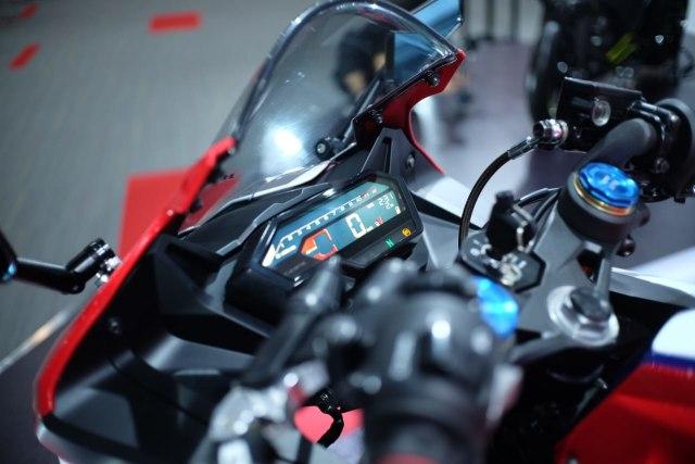 Foto: Modifikasi All New Honda CBR150R Pertama di Indonesia, Bisa Jadi Inspirasi (205530)