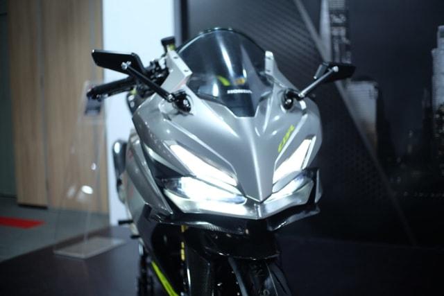 Foto: Modifikasi All New Honda CBR150R Pertama di Indonesia, Bisa Jadi Inspirasi (205532)