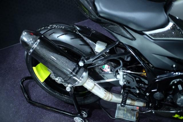 Foto: Modifikasi All New Honda CBR150R Pertama di Indonesia, Bisa Jadi Inspirasi (205547)