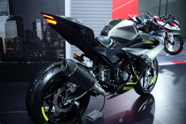 Foto: Modifikasi All New Honda CBR150R Pertama di Indonesia, Bisa Jadi Inspirasi (205548)