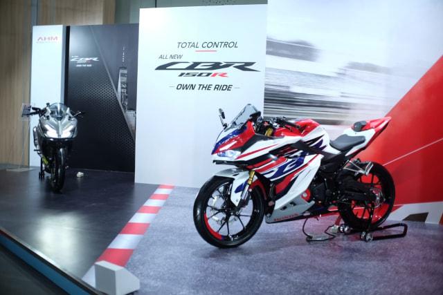 Foto: Modifikasi All New Honda CBR150R Pertama di Indonesia, Bisa Jadi Inspirasi (205527)