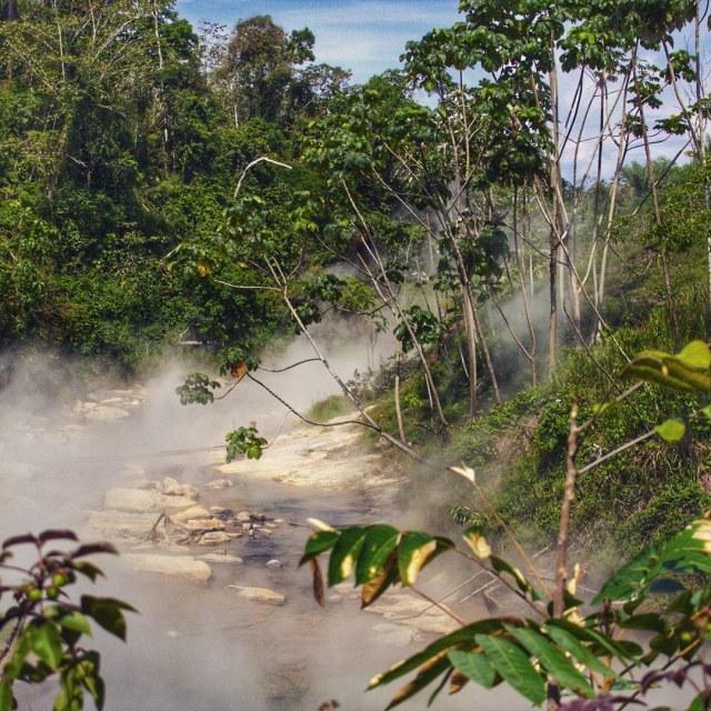 Ngeri! Sungai Mendidih di Amazon Ini Bisa Bunuh Makhluk Hidup dalam Sekejap (571887)
