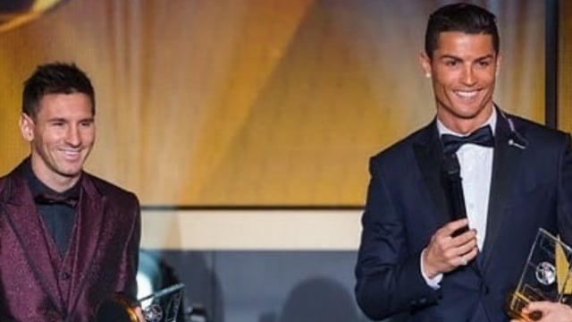 Ronaldo Bisa Saja Jadi Rekan Messi Jika Barcelona Tak Menolaknya di Tahun 2003 (81028)