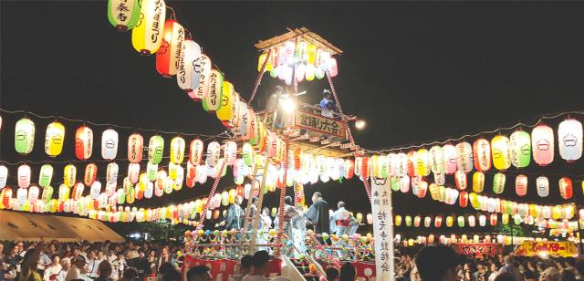 Perayaan Menyambut Arwah, Obon Matsuri (お盆祭り) di Jepang (127599)