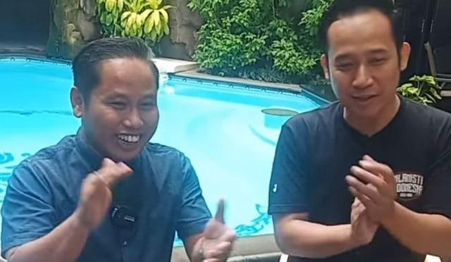 Narji dan Denny Ungkap Cerita di Balik Nama Grup Cagur (437787)