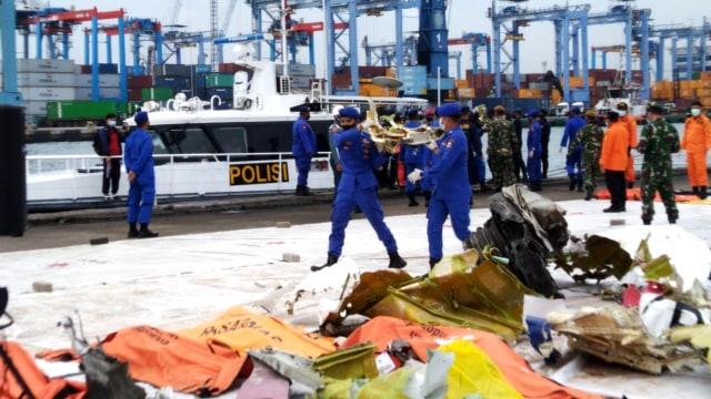 Hasil SAR Sriwijaya Air Hari ke-6: Kantong Jenazah Berisi Body Parts Tambah 98 (24803)