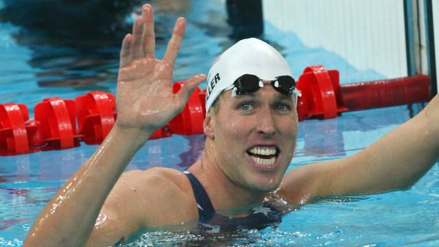 Atlet Renang AS Peraih Emas Olimpiade Ikut Jadi Perusuh di Capitol (133905)