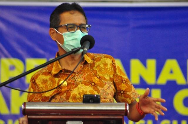 Alasan Gubernur Sumbar Batal Jadi yang Pertama Divaksin (75482)
