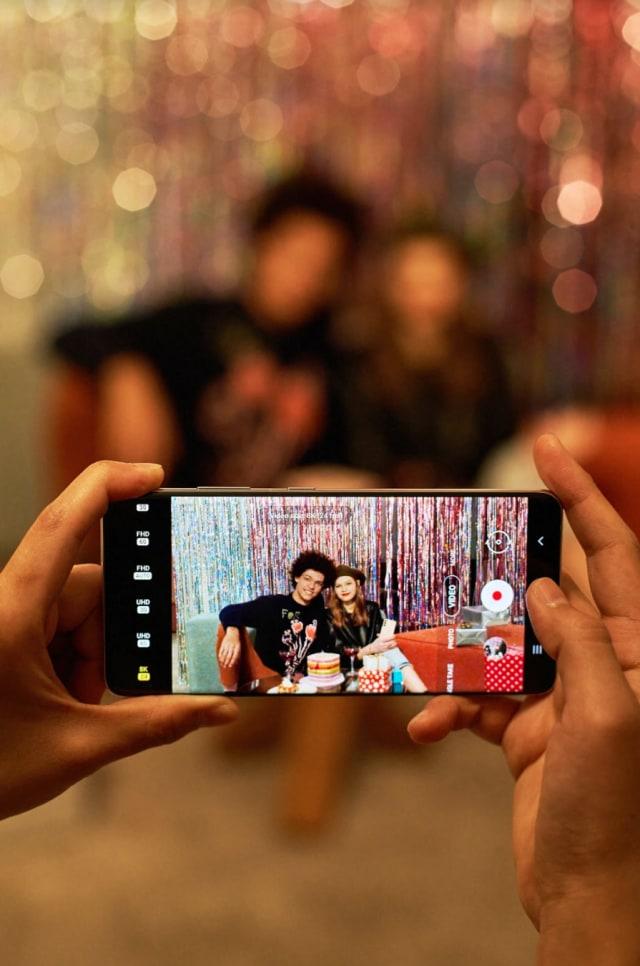 Single Take di Kamera Galaxy S21 Series 5G, Sekali Rekam Dapat Banyak Foto Video (1)
