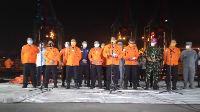 Hasil SAR Sriwijaya Air Hari ke-6: Kantong Jenazah Berisi Body Parts Tambah 98 (24802)