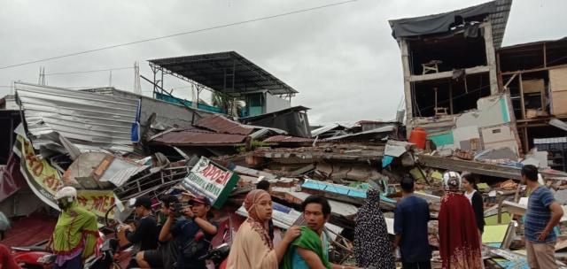 BMKG Minta Warga Majene Waspada Gempa Susulan hingga 3-4 Minggu ke Depan
