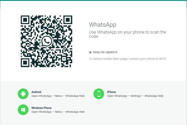Whatsapp Web Cara Mengaktifkan Wa Web Di Pc Dan Laptop Tanpa Download Kumparan Com