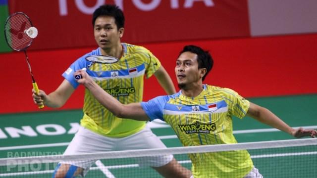 Ahsan/Hendra Tumpul di Thailand Open, Herry IP: Usia Tak Bisa Dibohongi (75318)