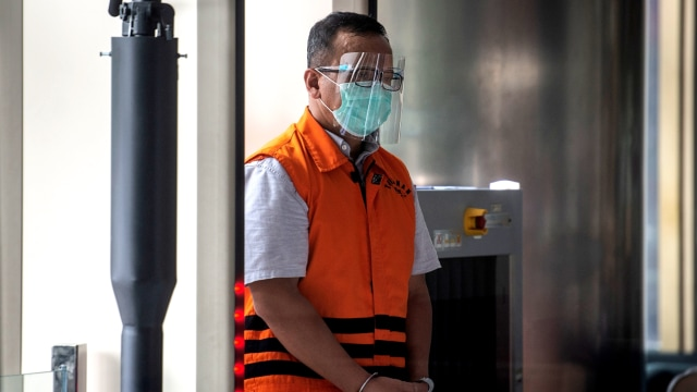 Wamenkumham Dorong 2 Menteri Kena OTT saat Pandemi Dituntut Mati, Apa Kata KPK? (182312)
