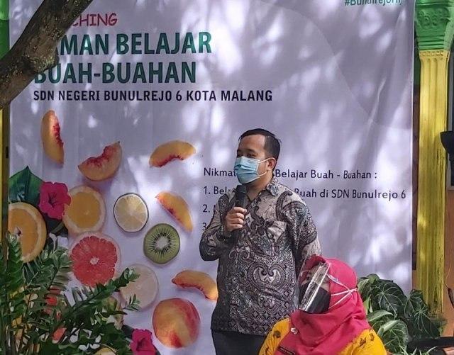 Taman Buah-buahan, Inovasi Warga Bunulrejo Kota Malang di Tengah Pandemi