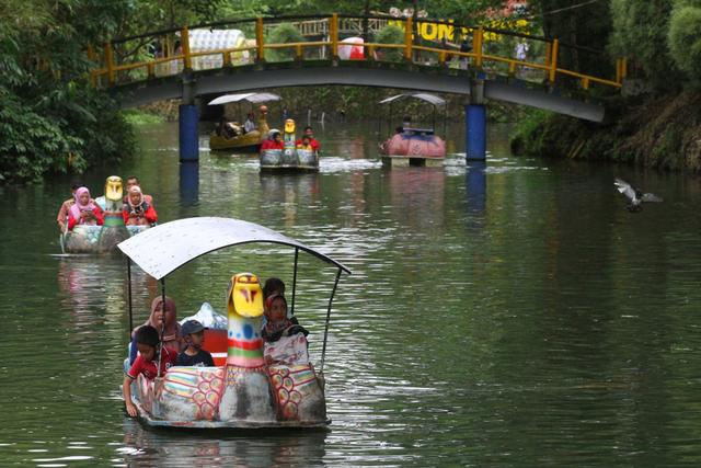 Khawatir Ledakan Corona, Politikus PKB Minta Tempat Wisata Ditutup 6-17 Mei (54546)