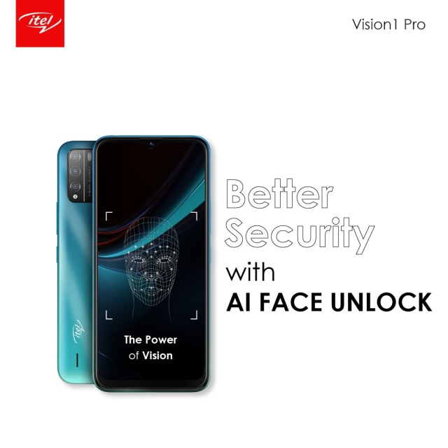 The Power of Vision! itel Memperkenalkan Smartphone Terbaru Vision1 Pro Series  (29978)