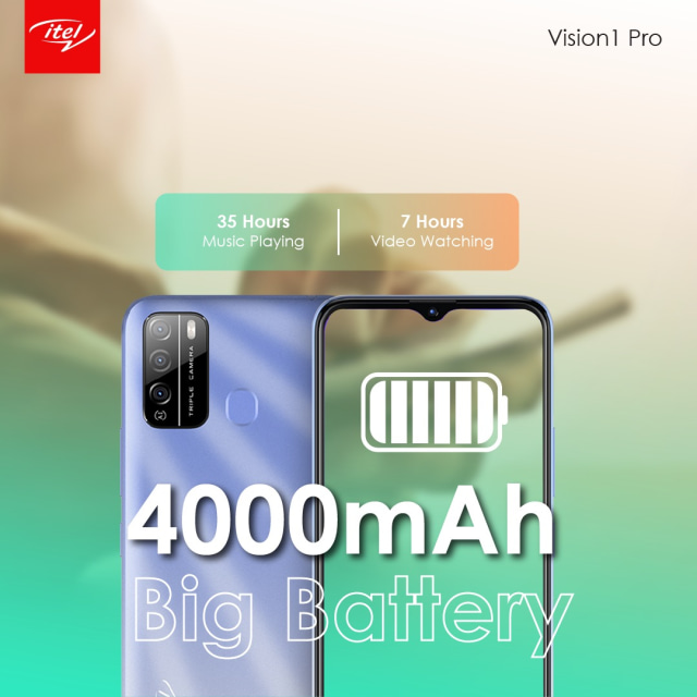 The Power of Vision! itel Memperkenalkan Smartphone Terbaru Vision1 Pro Series  (29977)