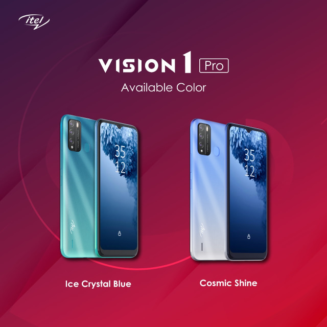 The Power of Vision! itel Memperkenalkan Smartphone Terbaru Vision1 Pro Series  (29979)