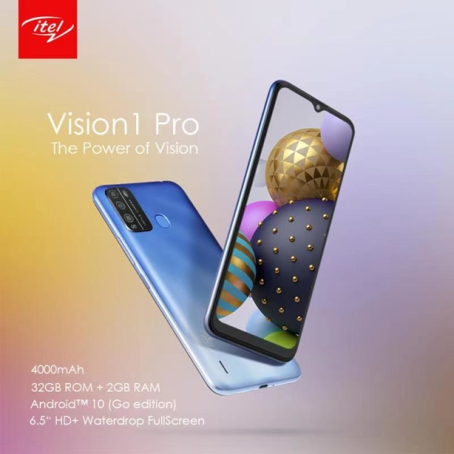 The Power of Vision! itel Memperkenalkan Smartphone Terbaru Vision1 Pro Series  (29975)