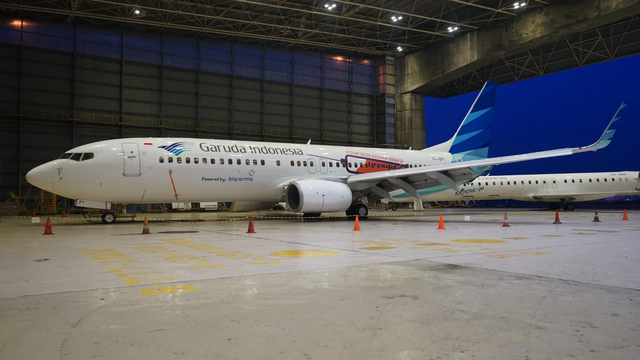 Dari 142 Pesawat Garuda Indonesia, Tinggal 53 yang Sekarang Bisa Dioperasikan (245078)